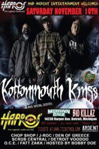 KottonMouth Kings Openers