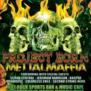 Project Born Mettal Maffia